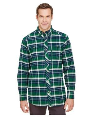 Men's Stretch Flannel Shirt