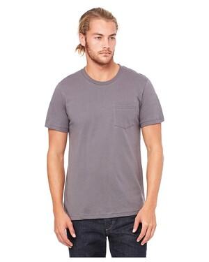 Mens  4.2 oz. Jersey Pocket T-Shirt