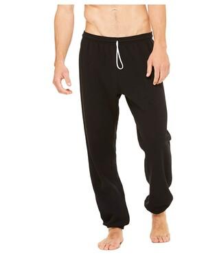 Unisex Fleece Long Scrunch Pants