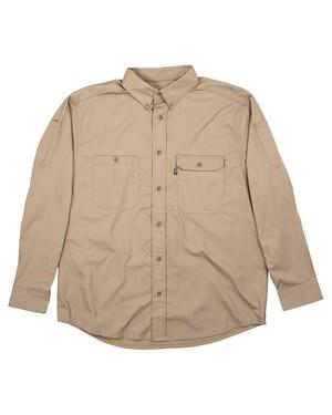 Men's Utility Lightweight Canvas Woven Shirt