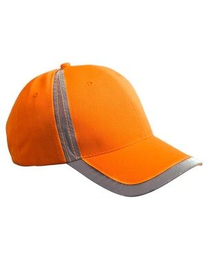 Reflective Accent Safety Hat
