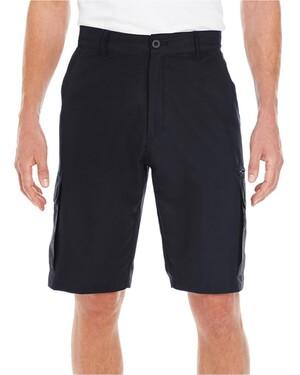 Men's Microfiber Cargo Shorts