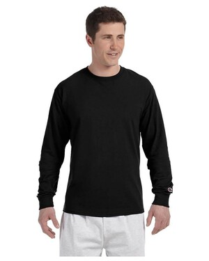 Long-Sleeve Tagless T-Shirt