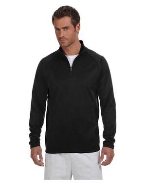 Adult 5.4 oz. Performance Fleece Quarter-Zip Jacket