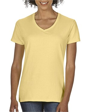 Ladies' Midweight RS V-Neck T-Shirt