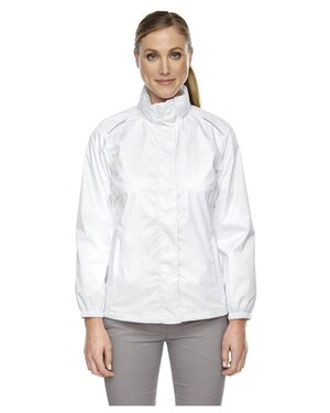 Climate Ladies Seam-Sealed Lightweight Variegated Ripstop Jacket