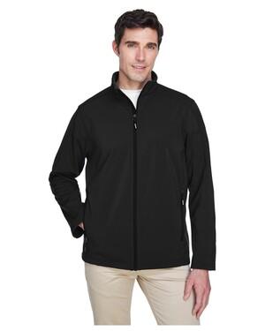 Cruise Men's 2-Layer Fleece Bonded Soft Shell Jacket