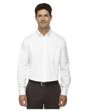 Operate Men's Long Sleeve Twill Shirt