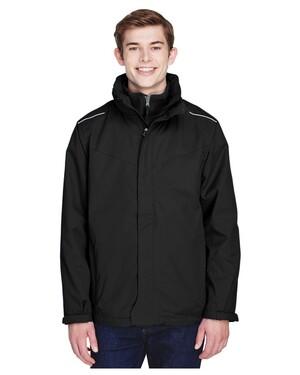 Region Men's 3-In-1 Jacket with Fleece Liner