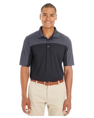 Men's Balance Colorblock Performance Pique Polo Shirt