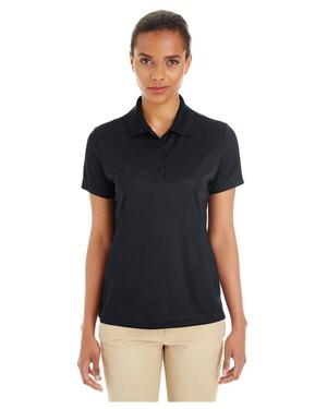 Women's Express Microstripe Performance Pique Polo Shirt