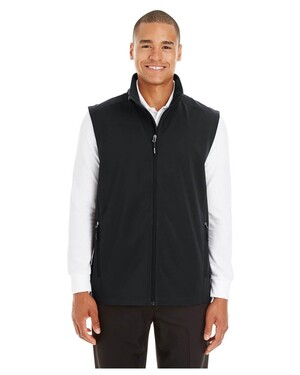 Men's Cruise Two-Layer Fleece Bonded Soft Shell Vest