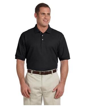 Tall Pima Pique Short-Sleeve Polo Shirt