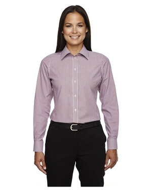 Women's Crown Collection Banker Stripe