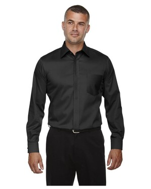 Men's Tall Crown Collection Solid Stretch Twill