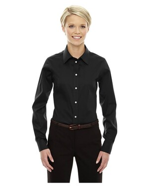 Women's Crown Collection Solid Stretch Twill