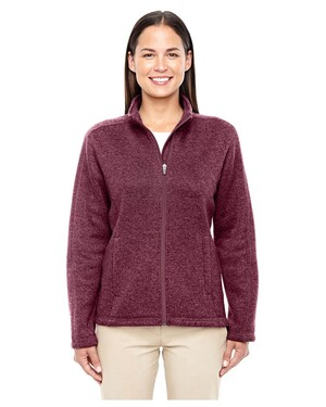 Women's Bristol Full-Zip Sweater Fleece Jacket