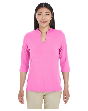 Women's Perfect Fit™ Tailored Open Neckline Top