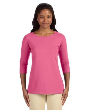 Women's Perfect Fit Ballet Bracelet-Length T-Shirt