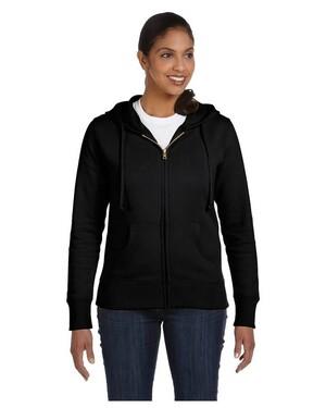 Women's Organic/Recycled Full-Zip Hoodie
