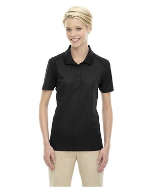 Shield Ladies Snag Protection Solid Polo Shirt