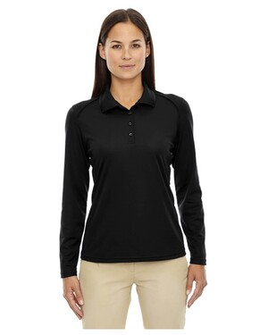 Armour Ladies Eperformance Snag Protection Long Sleeve Polo