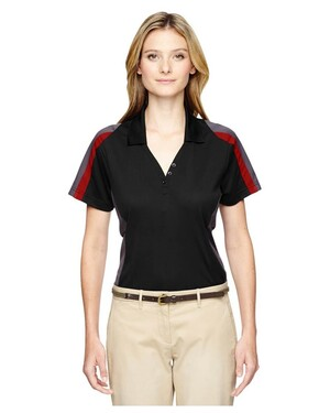Women's Eperformance Strike Colorblock Snag Protection Polo