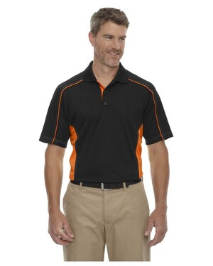 Fuse Men'sSnag Protection Plus Color-Block Polo Shirt
