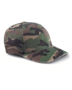 Flexfit  Cotton Camo Hat