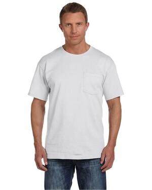 5.6 oz. Pocket T-Shirt