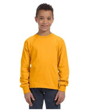 5 oz., 100% Heavy Cotton HD Long-Sleeve T-Shirt
