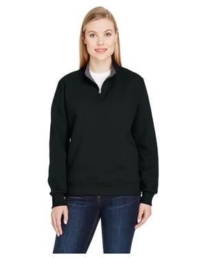 Women's Sofspun Fleece Quarter-Zip Pullover