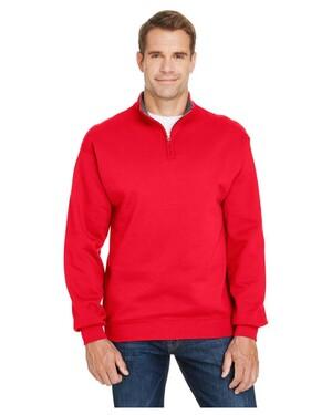 Sofspun Fleece Quarter-Zip Pullover