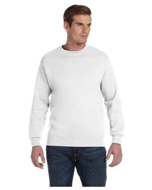 9.3 oz., 50/50 Dry Blend Fleece Crewneck Sweatshirt