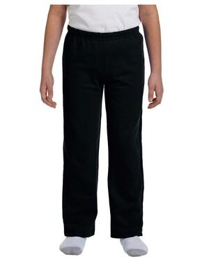 Youth Heavy Blend™ 50/50 Open-Bottom Sweatpants