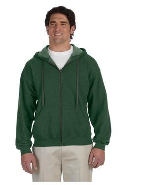 Heavy Blend 8oz Vintage Full-Zip Hoodie