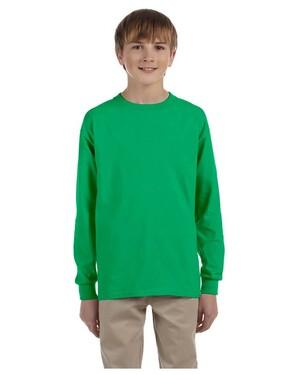 Youth 6.1 oz. Ultra Cotton Long-Sleeve T-Shirt