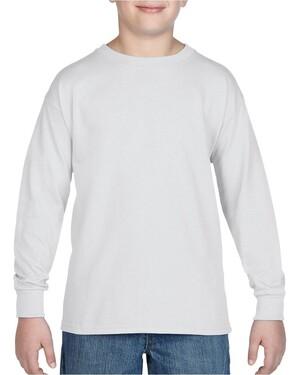 Youth 5.3 oz. Heavy Cotton Long-Sleeve T-Shirt