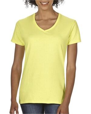 Heavy Cotton Women's 5.3 oz. V-Neck T-Shirt