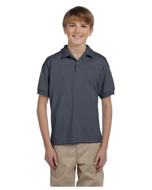 Youth 5.6 oz. Ultra Blend  50/50 Jersey Polo Shirt