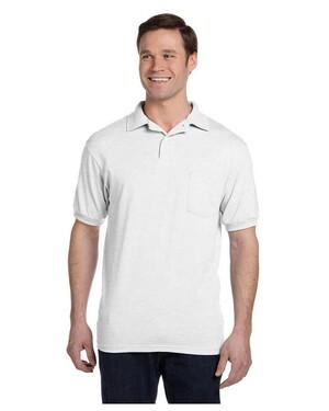EcoSmart 50/50 Polo Shirt with Pocket