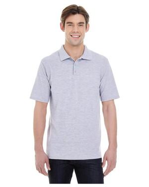 Men's X-Temp Pique Short-Sleeve Polo with Fresh IQ