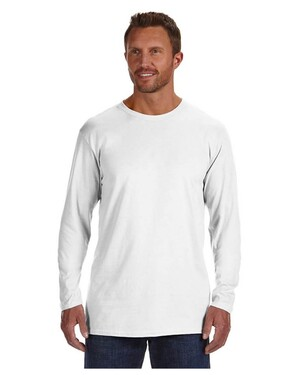 4.5 oz., 100% Ringspun nano-T Long-Sleeve T-Shirt