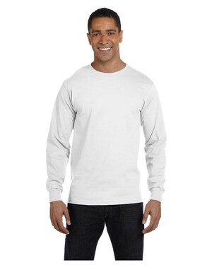 ComfortSoft  Cotton Long-Sleeve T-Shirt