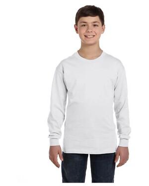 Youth 6.1 oz. Tagless  ComfortSoft  Long-Sleeve T-Shirt