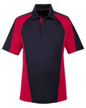 Men's Advantage Snag Protection Plus IL Colorblock Polo Shirt