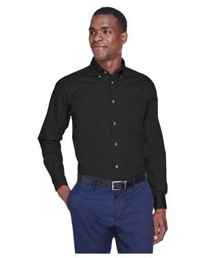 Tall Easy Blend Long-Sleeve Twill