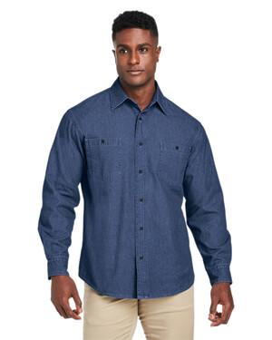 Men's Denim Shirt-Jacket