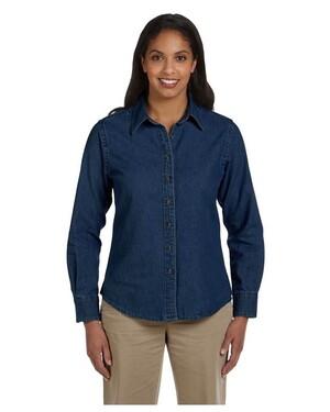 Women's Denim Shirt