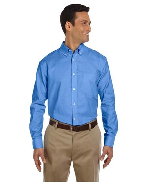 Men's Oxford with Stain-Release